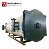 China Horizontal Industrial da bobina de calor do sistema de óleo térmico para a fábrica da caldeira