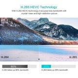 Neuer androider intelligenter Fernsehapparat-Kasten Tx3 Mini mit Digitalanzeige Amlogic S905 2GB RAM/16GB dem ROM-Support zutreffendes 4K spielend, WiFi, BT