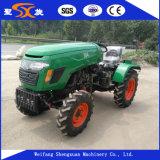 25HP 30Cv 4WD y 2WD de tractores agrícolas con lanza, arado, la pala cargadora frontal