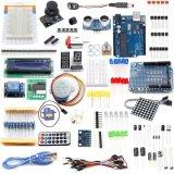 Kit d'ultime Hc-Sr04 Sensoruno ultrasonique R3 Kit de démarrage pour Arduinos avec Boîte de vente au détail