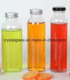 Cilindro de granel garrafa de sumo de bebidas 500ml