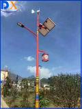 10-12 м солнечного ветра гибридный светодиодный индикатор на улице