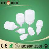 Bulbo de fundição 60W do diodo emissor de luz T do alumínio de Ctorch com certificados de Ce/RoHS
