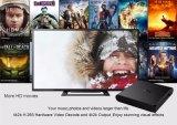 APP van de Opslag van het Spel van Goole Doos T95X Amlogic S905X van TV van de Download de Androïde