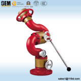 화재 거품 시스템을%s 화재 싸움 물 모니터