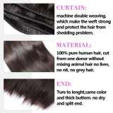 Straight Virgin Hair Unprocessed Brazilian Human Hair Braid