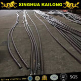 Cuerda de alambre de acero (7X7)