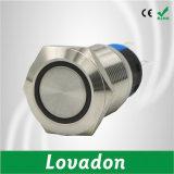 LED un pulsante da 12 volt/interruttore di pulsante