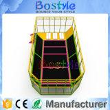 صنع وفقا لطلب الزّبون تصميم محترفة [بونج] ييقفز سرير داخليّ لياقة [ترمبولين]