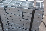 Cancelli e reti fisse stridenti d'acciaio galvanizzati
