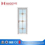 中国の工場でなされるアルミニウム開き窓のドアの外部ドア