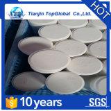 Inicio planta de fabricación 2 tabletas de cloro para desinfección de agua