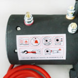 Argano sintetico della corda dell'argano di SUV 12VDC Elctric con Ce (9000lbs-1)
