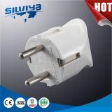 Высокое качество - белый цвет европейского разъем 6A/10A (SZ400)