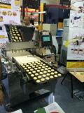Máquina caliente del depositante de la galleta de mantequilla de la venta Kh-400