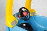 Het Boodschappenwagentje van de Miniatuurauto met het Handvat van de Duw