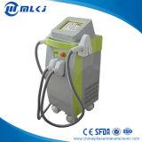 Máquina vertical do laser do diodo de Elight+808nm para a remoção permanente do cabelo