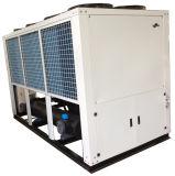 O grande ar refrigerou o refrigerador do parafuso para o uso químico