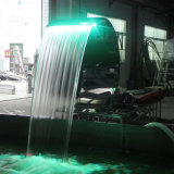 Cortina de agua de BALNEARIO del masaje de la ducha de la piscina de Fenlin