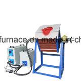 fornace per media frequenza industriale economizzatrice d'energia della fusione dei metalli di induzione 1.0kg-250kg