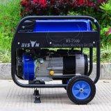 バイソン(中国) 2500e 2kw 2kVA小さいMOQは新しく熱いモデルガソリン発電機配達高品質絶食する