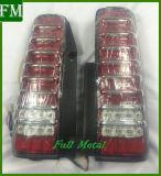 2007-2015 Suzuki Jimny las luces de freno LED Par claro negro