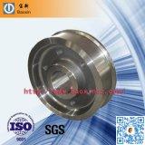 Rotelle d'acciaio di derivazione di abitudine di BACCANO dello SGS