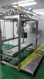 Kokosnuss-Wasser-aseptische Füllmaschine, die im aseptischen Beutel in der Trommel verpackt