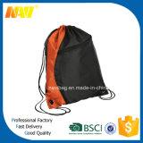 Sacchetto impermeabile di nylon dello zaino del Drawstring di modo 420d
