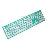 Clavier d'ordinateur avec clavier métallique Clavier standard / clavier étanche / clavier Bluetooth