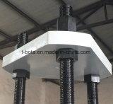 máquina de teste do rastejamento 500kn/1000kn para o concreto
