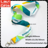 Top Design Nylon Custom ID Card Holder Lanyard
