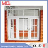 Het Openslaand raam UPVC van uitstekende kwaliteit
