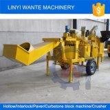 Highbed Interlock Clay Brick / Block Making Machine África do Sul