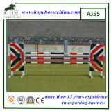 Salti di esposizione del cavallo per i salti di alluminio