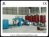 Maquinaria manual da mistura para fazer a esponja do poliuretano da espuma