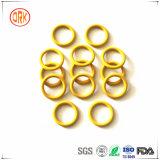 Gelber Aliphatisch-Lösungsmittel Widerstand Viton FKM ETP-600s O-Ring