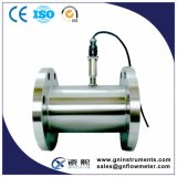 Medidor de Fluxo de turbina de água líquida