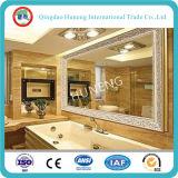 3mm 4 mm a 5 mm 6 mm de alumínio de flutuação/Espelho Retrovisor Prata/ Espelho de vidro/Cor/Espelho Retrovisor livre de cobre
