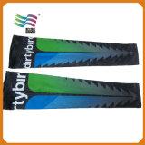 スポーツの摩耗のためのAnti-Shrink連続したアーム袖