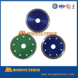 4.5inch het Scherpe Blad van de tegel, het Blad van de Zaag van de Diamant 4inch voor het Snijden van Ceramiektegel