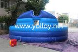 泡党(IS-138)のための屋外の膨脹可能な泡ピット