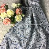 100% Poli típica de fios especiais roupa tingida com tecido de Cortina Jacquard