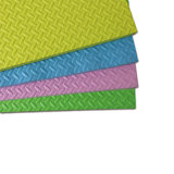 Centre de conditionnement physique durable EVA Non-Smell Safe Mats Mousse Floor