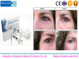Apparecchio medico di fabbricazione e prodotti di Skincare basati su acido ialuronico
