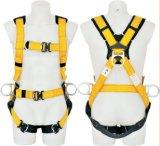Ce En 12277 Harnais d'escalade en sécurité jaune pour l'ascension de l'alpinisme