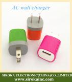 12V-24V kies de Mobiele Lader van de Muur van de Telefoon USB uit