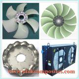 Langsamer und ruhiger Kühlventilator für Kompressor