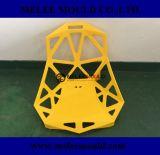 Handgemenge-beständige Plastikmöbel gesponnene Stuhl-Form