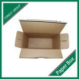 Appleのカートンボックスを包む重い運送二重壁の段ボール